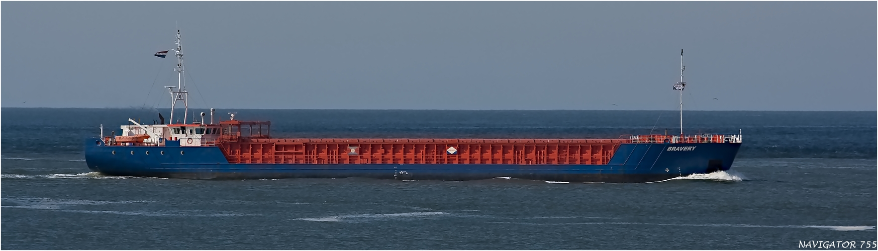 BRAVERY / General Cargo