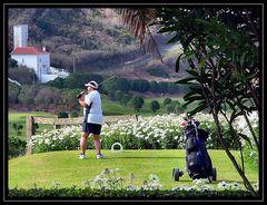 Bravo!! Ho riuscito.... Vimeiro Golf Portogallo