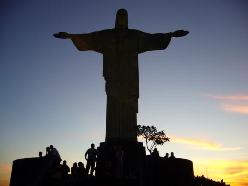 Brazil - Cristo in Rio