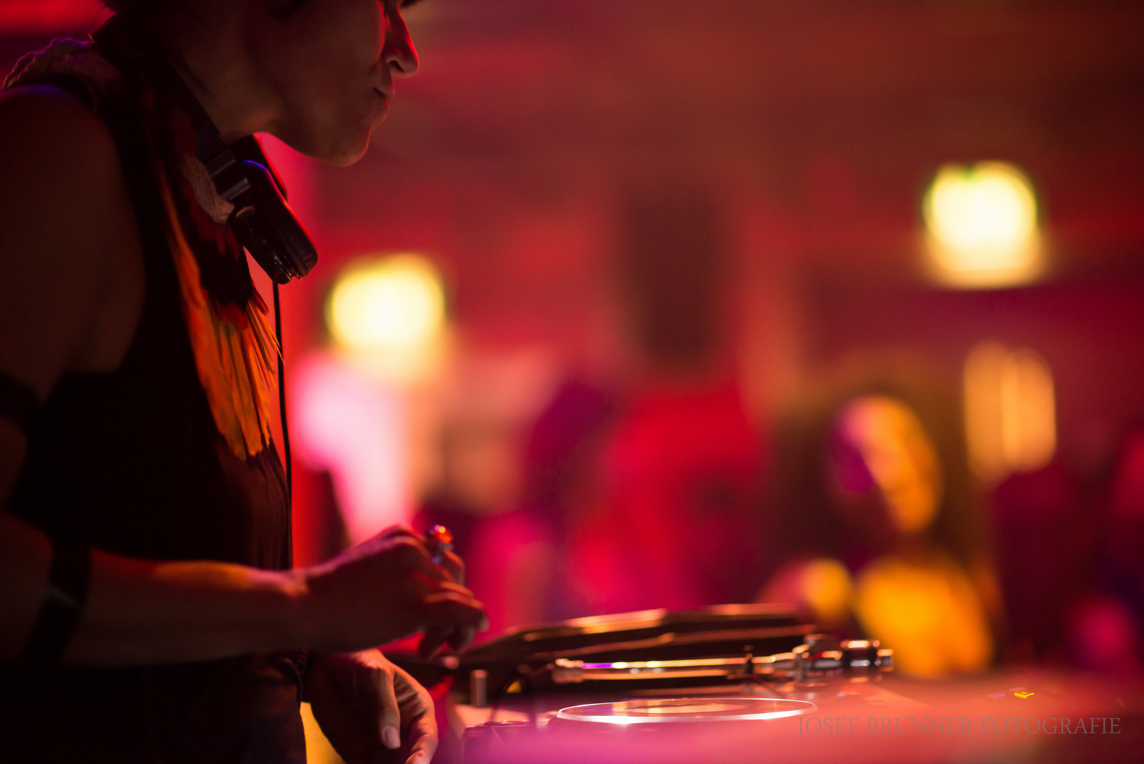 Brazil Party DJ