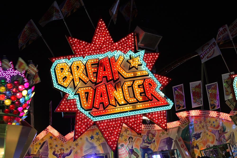 Break Dancer
