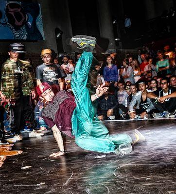 breakdance ...