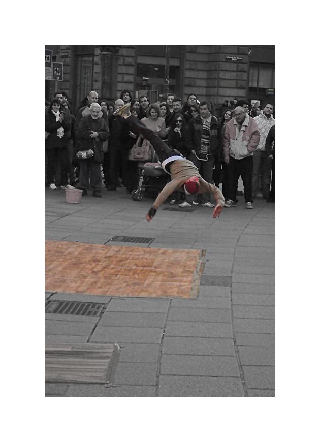 Breakdance...
