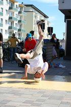 Breakdance auf Sylt