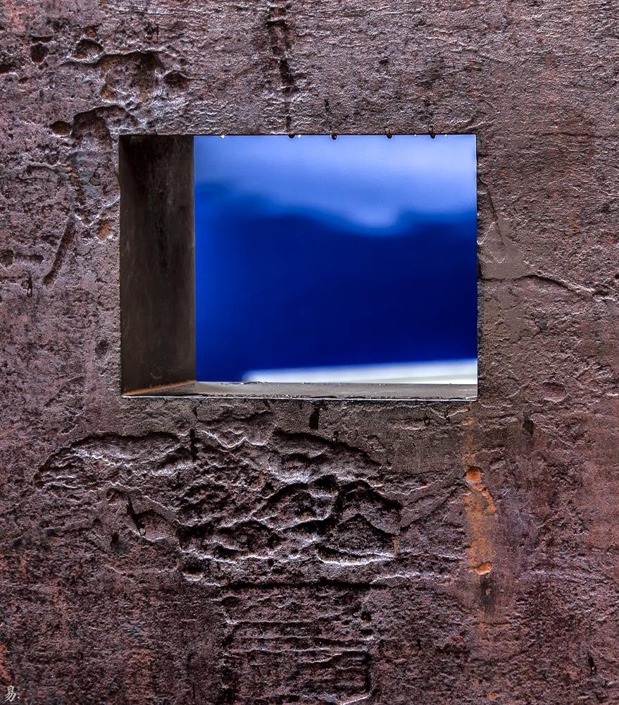 breakthrough into blue
