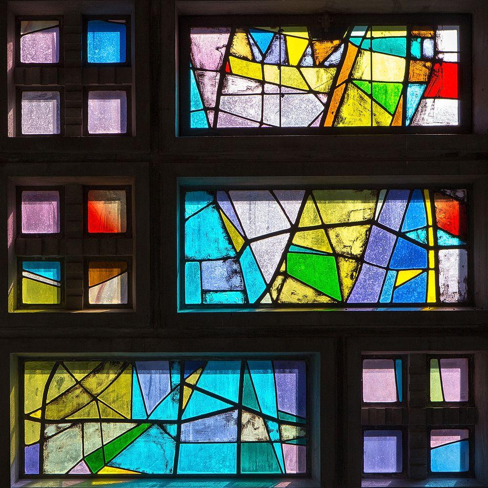 Bréchets Fenster