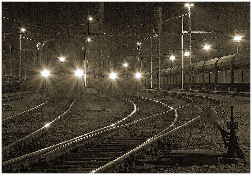 Breclav At Night