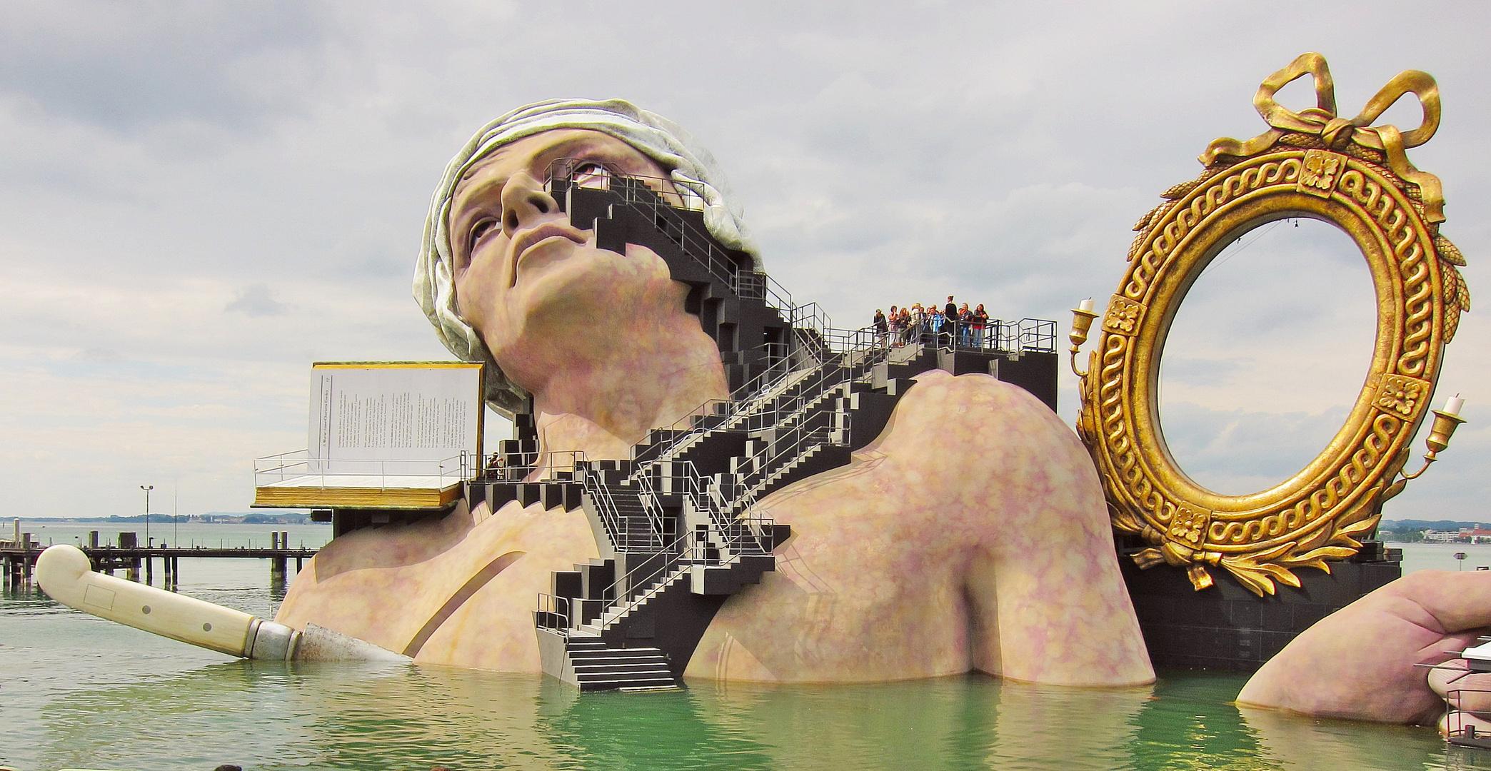 Bregenzer Seebühne 2011