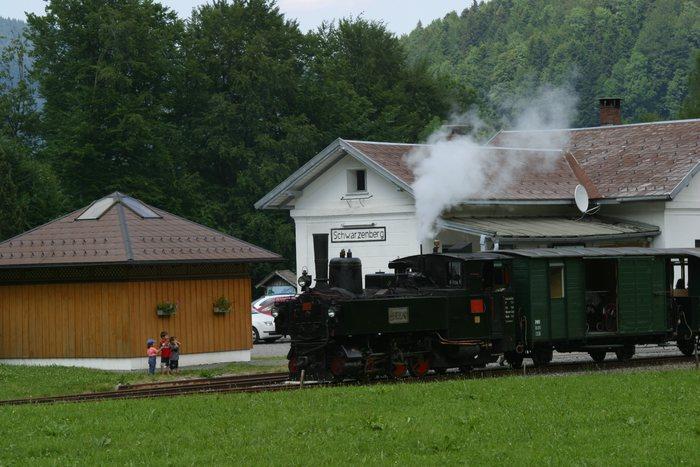 Bregenzerwälderbahn Schwarzenberg