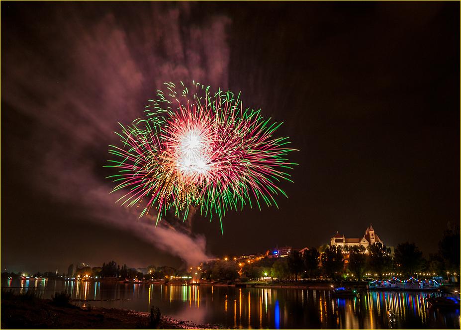 Breisacher Feuerwerk