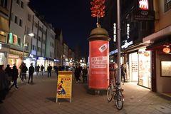 Breite Gasse  Nürnberg 2017