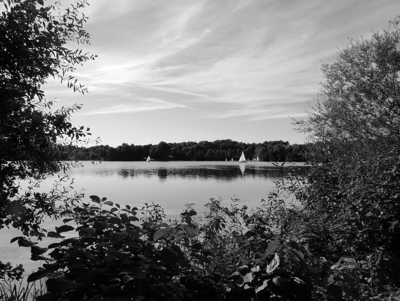 Breitenauer See Herbst 2010 / 9