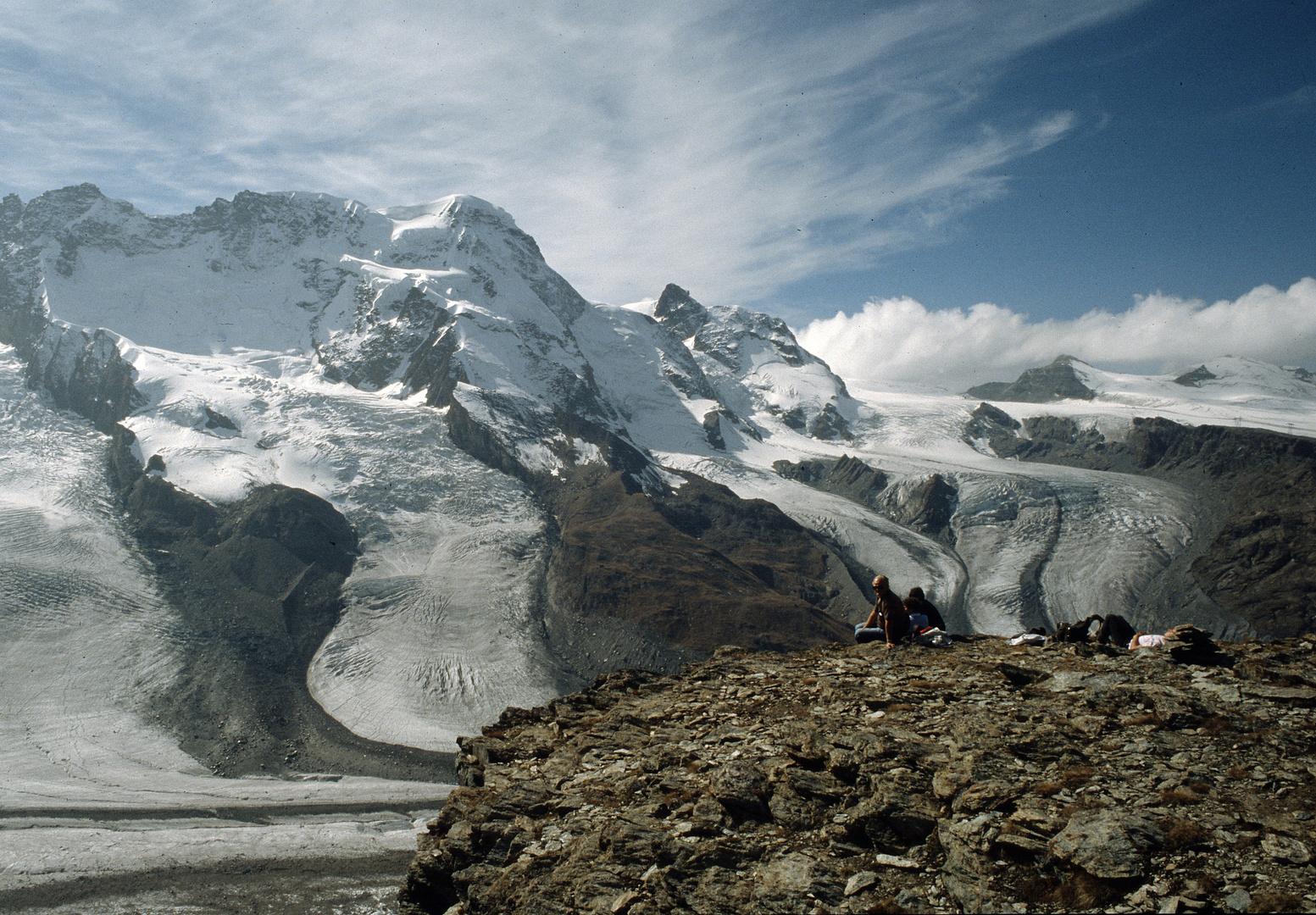 Breithon und Kleines Matterhorn (Wallis)