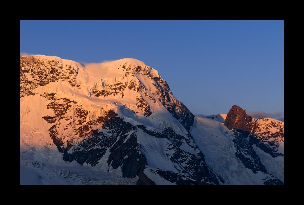 Breithorn & Kleines Matterhorn
