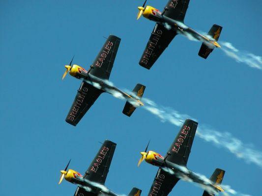 Breitling Eagles