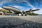 Breitling Super Constellation @ Engadin Airport