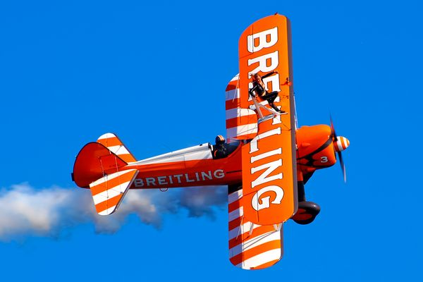 Breitling Wingwalkers