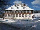 Breitnau Schwarzwald, ein Haus im Winter