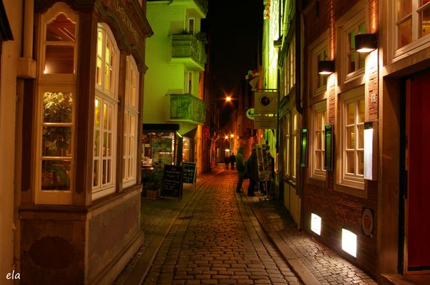 Bremen ist eine schöne Stadt