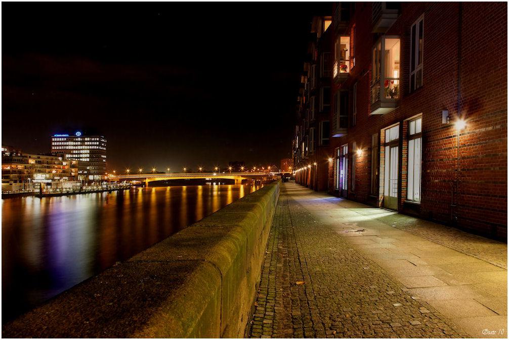 Bremen - leben am Fluß