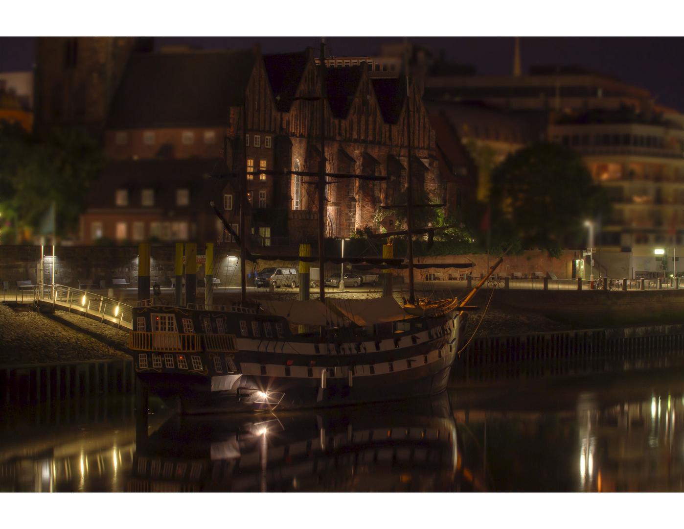 Bremen Nachtansichten..