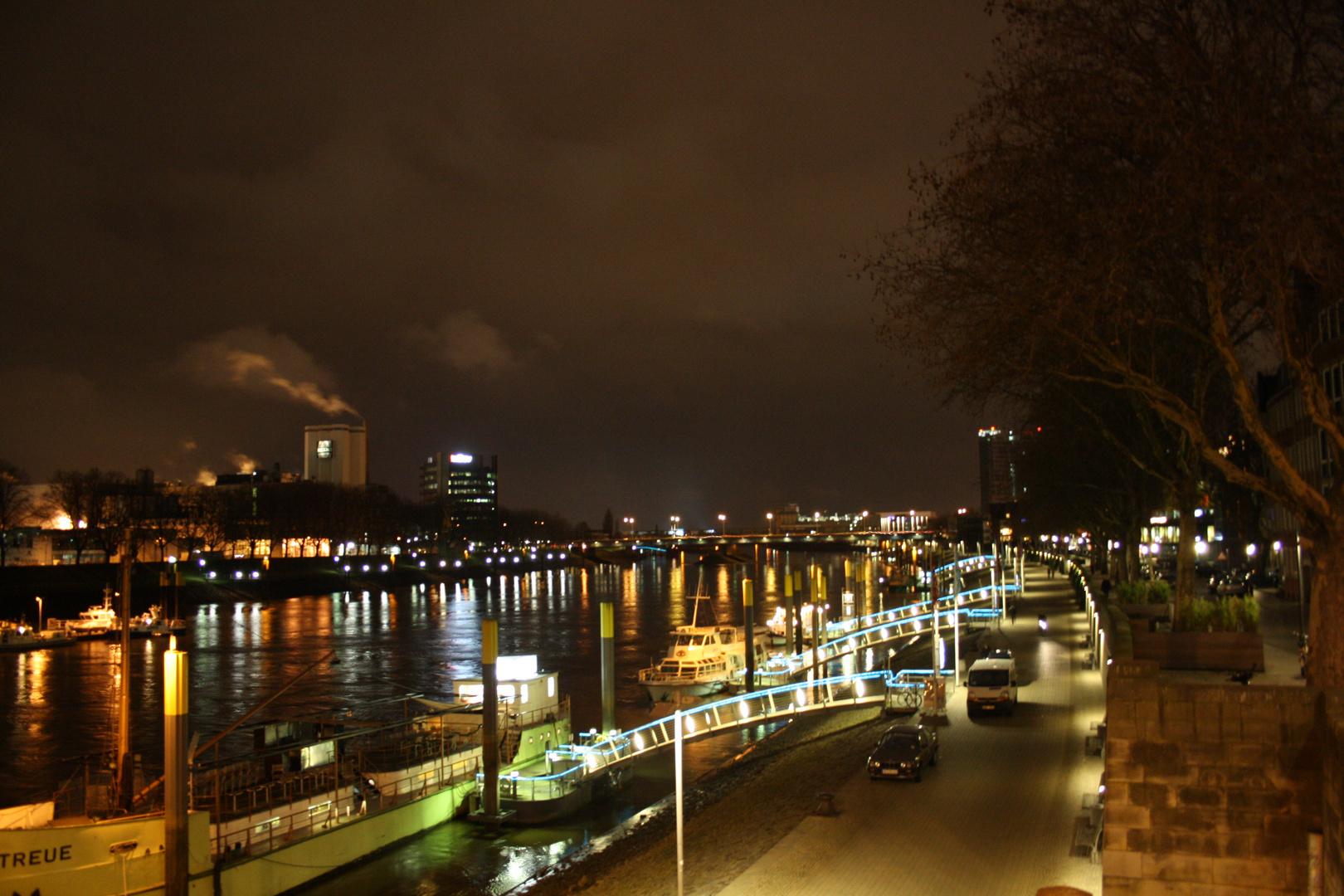Bremen @ Night