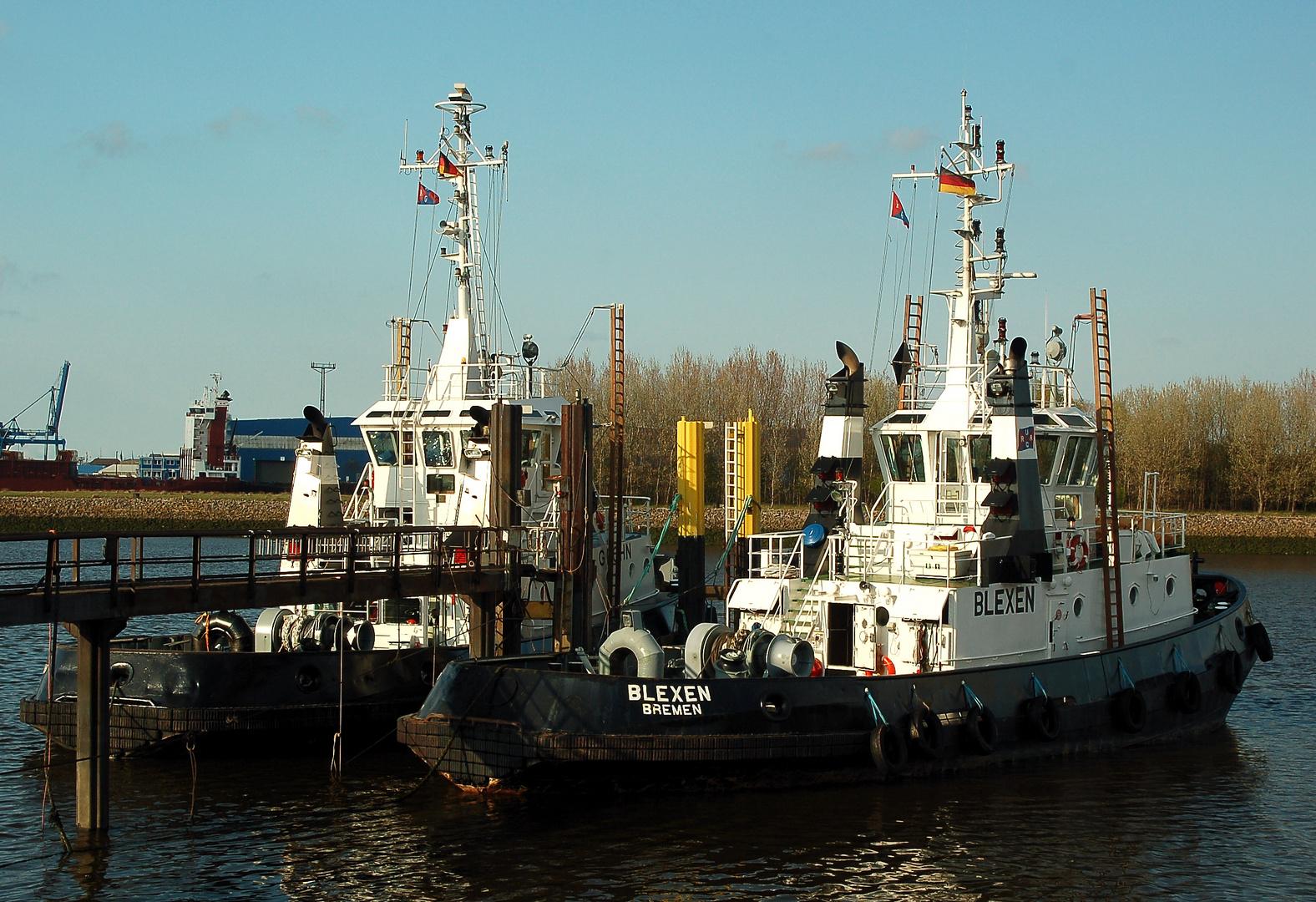 Bremen seine Hafenschleppers 1