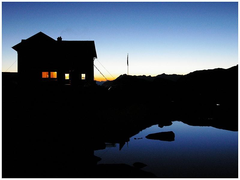 Bremer Hütte 2411 m