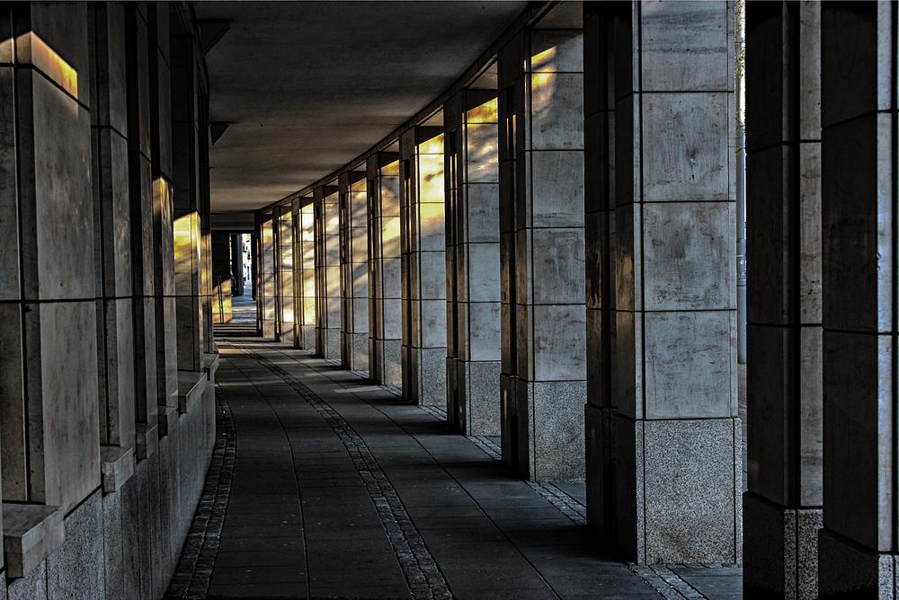 Bremer Säulengang