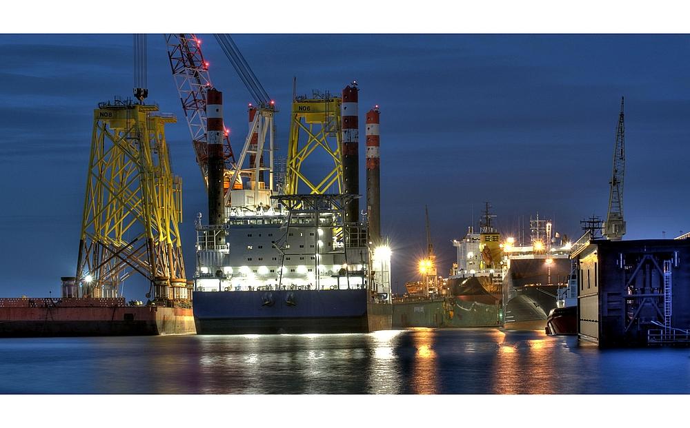 Bremerhaven 27.09.2012 (HDR)
