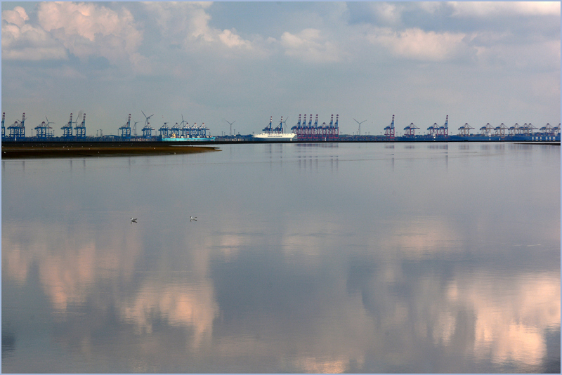 Bremerhaven, Containerterminal (2)