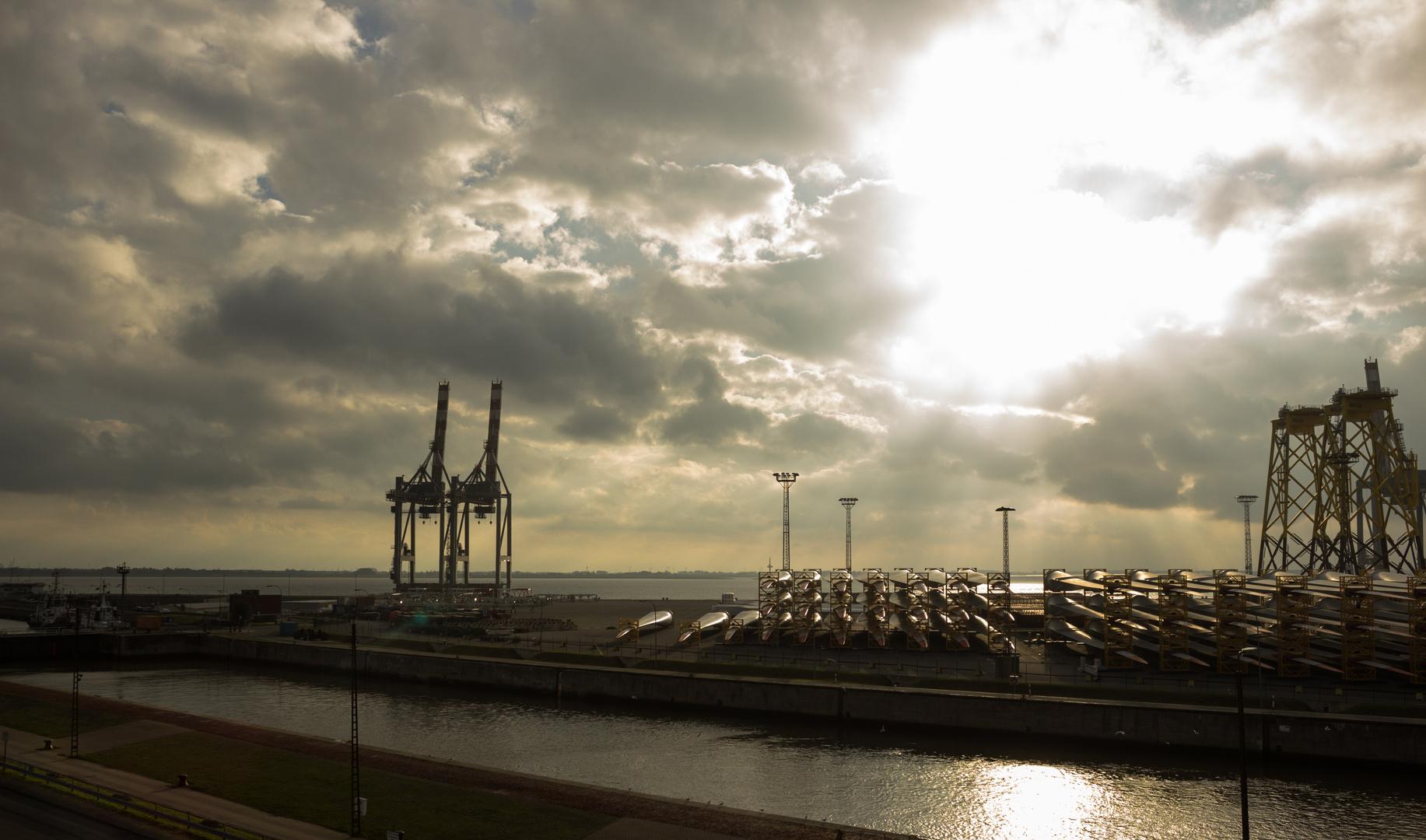 Bremerhaven Hafen