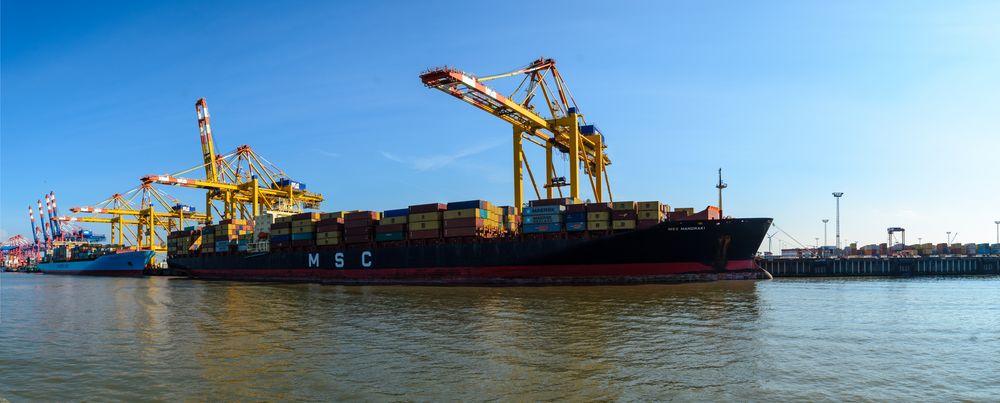 Bremerhaven Port