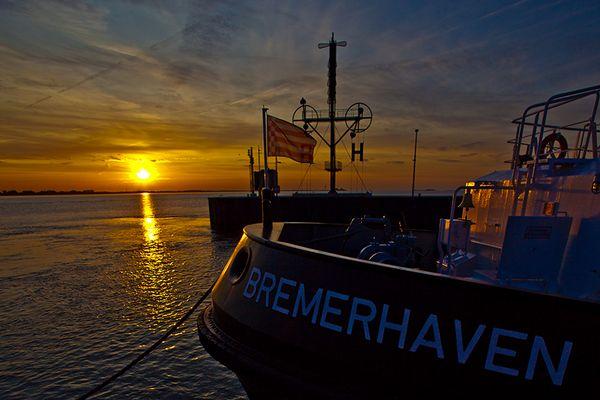 Bremerhaven Schlepper