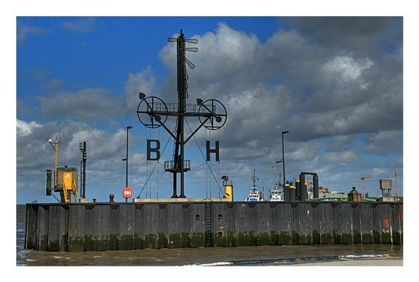 Bremerhaven - Seewettervorhersage