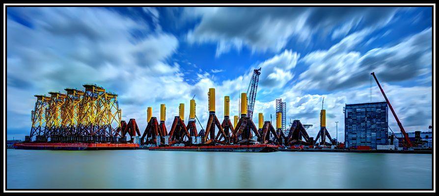 Bremerhaven Windkraft