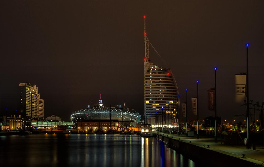 Bremerhaven@night