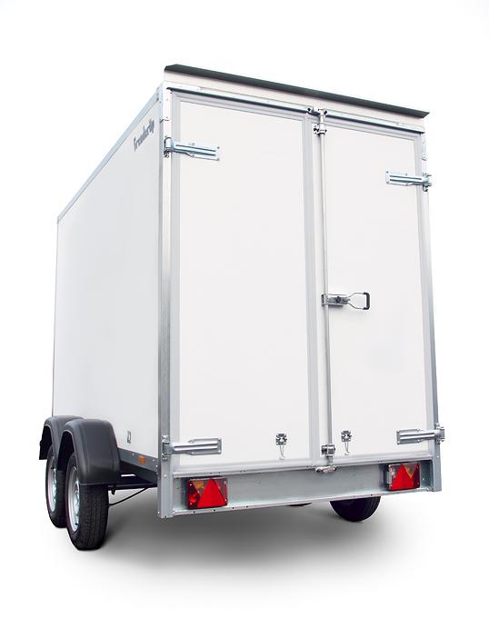 Brenderup Anhänger Typ 7300 TB Türe