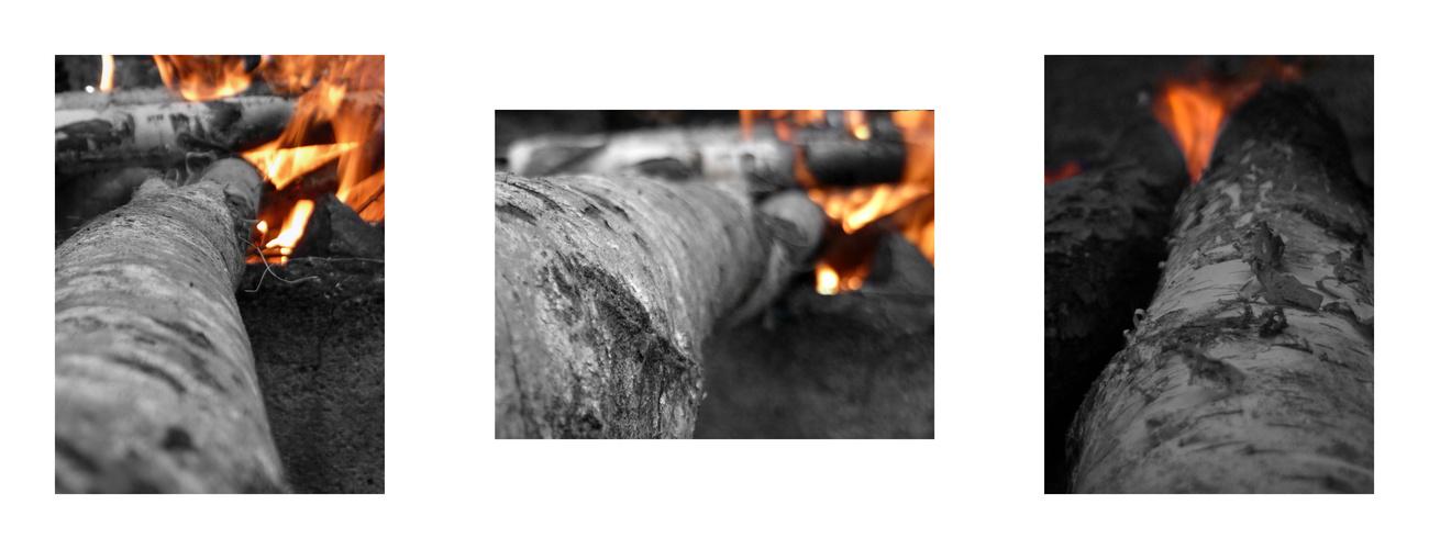 brennen lassen.