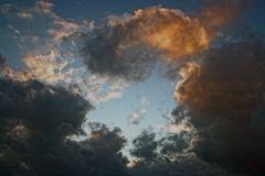 Brennender Himmel - burning sky