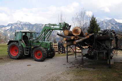 Landwirtschaftliche Technik