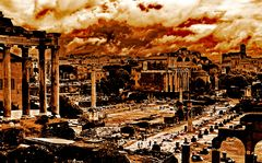 brennt rom?