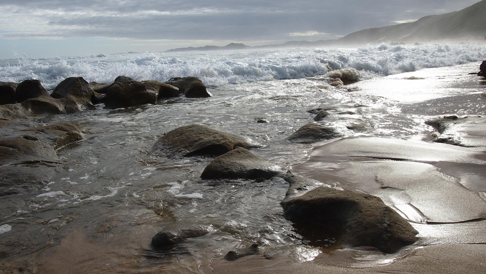 Brenton Beach Suedafrika