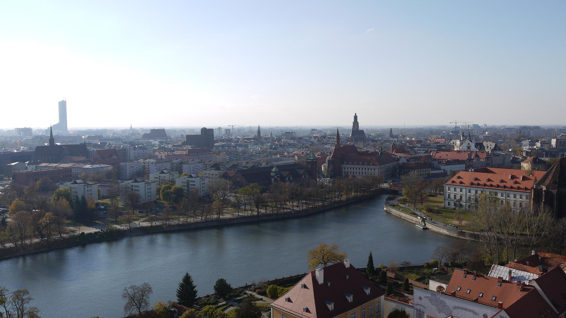 Breslau Panorama