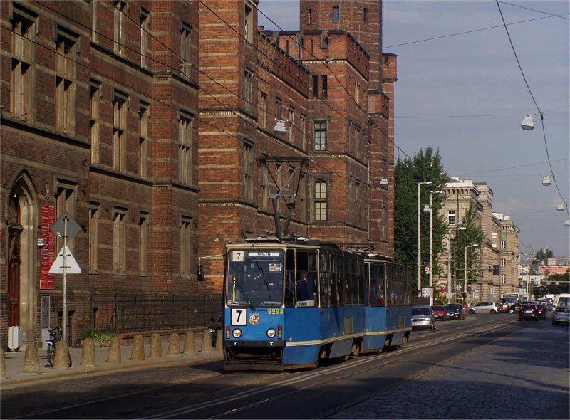 Breslau - Schweidnitzer Stadtgraben / Wroclaw - Podwale