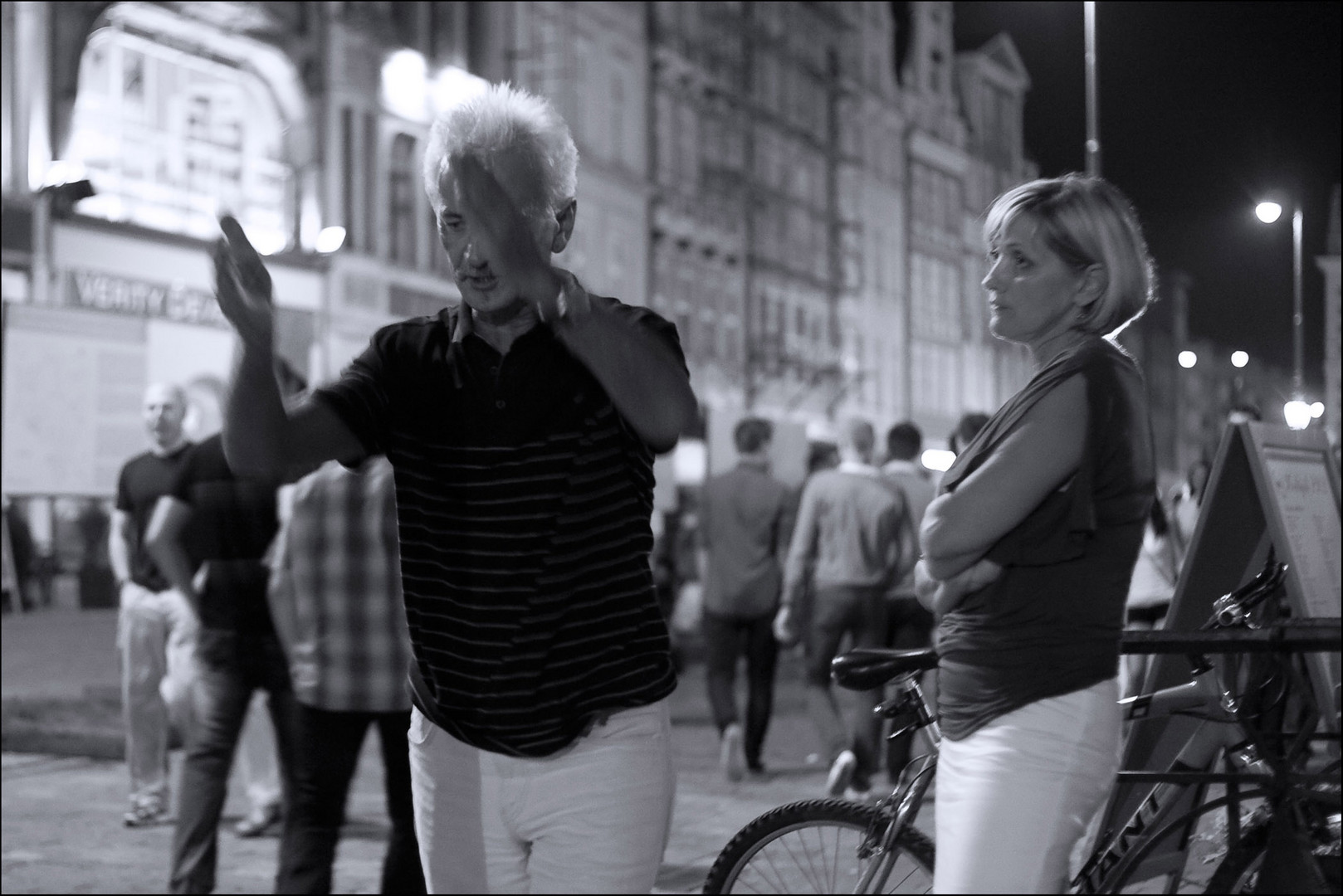 Breslau - Szenen der Nacht I