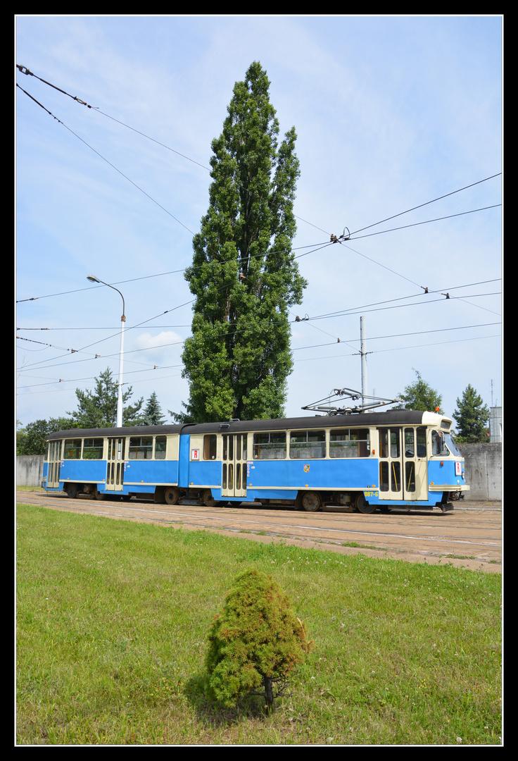 Breslau (Wroclaw) Arbeitsfahrzeug
