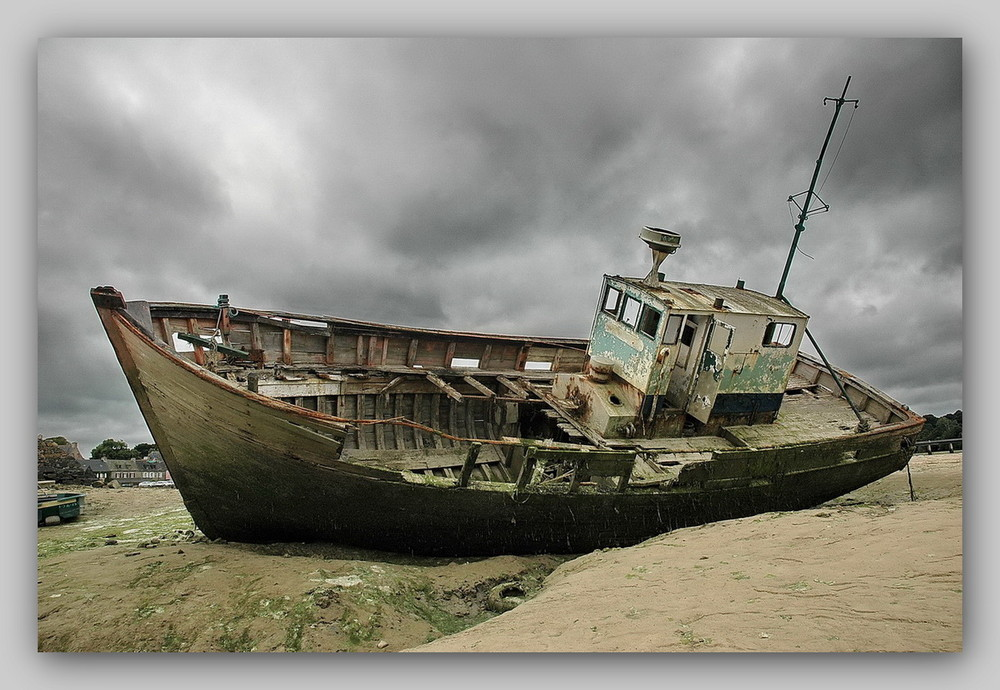 Bretagne 09 - Reise ohne Wiederkehr