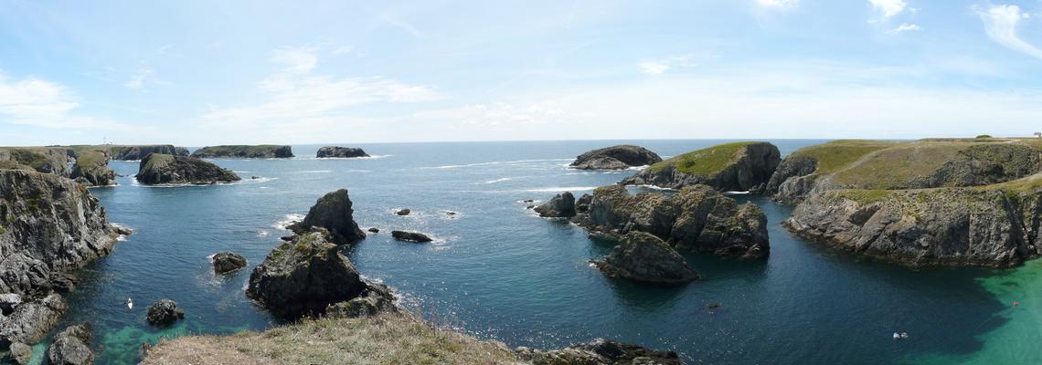 Bretagne, Belle île en Mer