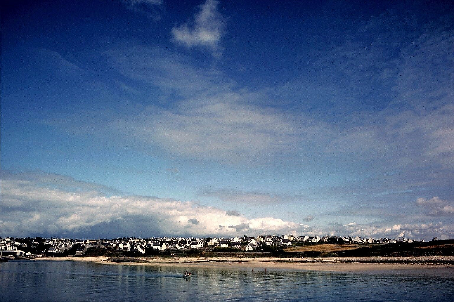 Bretagne bleue